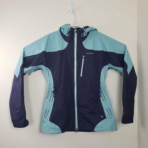 COLUMBIA Omni-Tech Waterproof All Weather Jacket